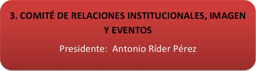 3. comité relaciones institucionales