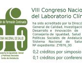 Certificados Acreditados del 8 Congreso Nacional del Laboratorio Clínico