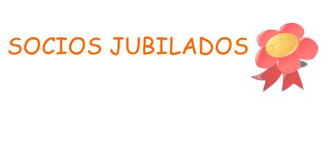 SOCIOS JUBILADOS.