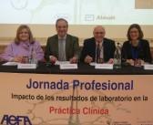 CELEBRACIÓN DE LA JORNADA PROFESIONAL: IMPACTO DE LOS RESULTADOS DE LABORATORIO EN LA PRÁCTICA CLÍNICA.
