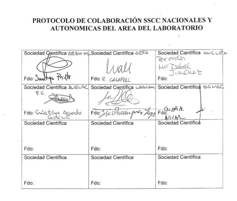 PROTOCOLO DE COLABORACION SSCC NACIONALES Y AUTONOMICAS DEL AREA DE LABORARORIO CLINICO_4.1