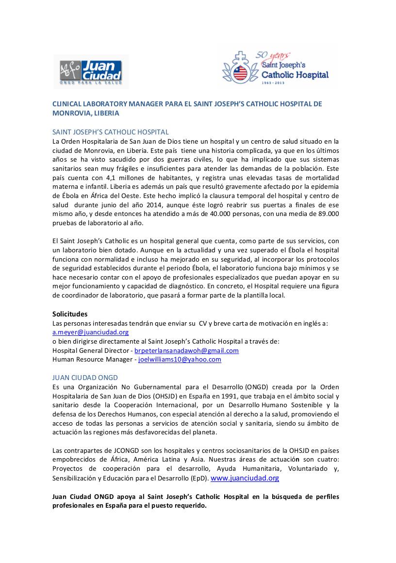 Perfil coordinador laboratorio Liberia-1