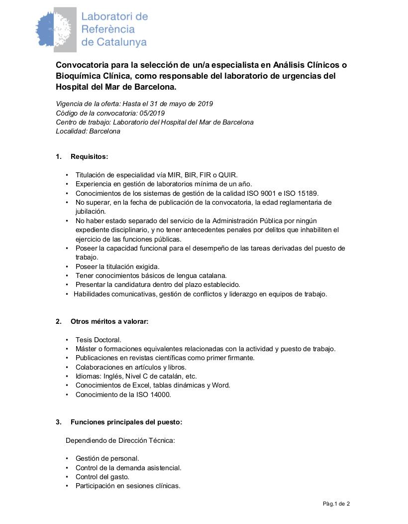 05.2019 Jefe de Servicio del Laboratorio del Mar castellano (1)