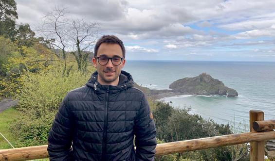ENTREVISTA BECA EXTERNA 2017. DR. JAVIER NIETO MORAGAS