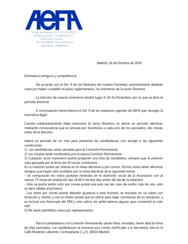 CONVOCATORIA ELECCIONES 2019_1
