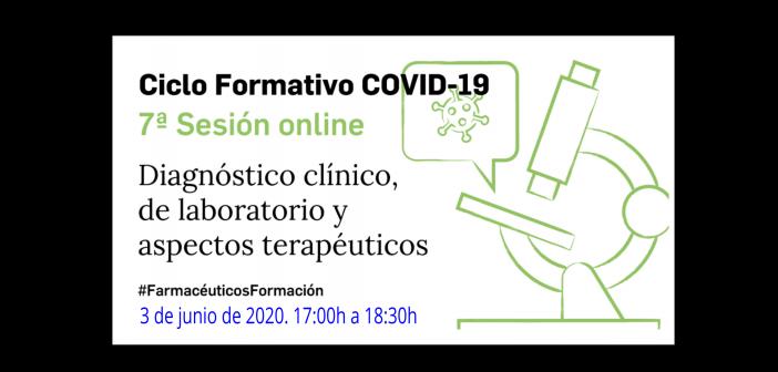 2020 SESION INFORMATIVA INFECCION COVID-19 DIAGNOSTICO CLINICO LABORATORIO